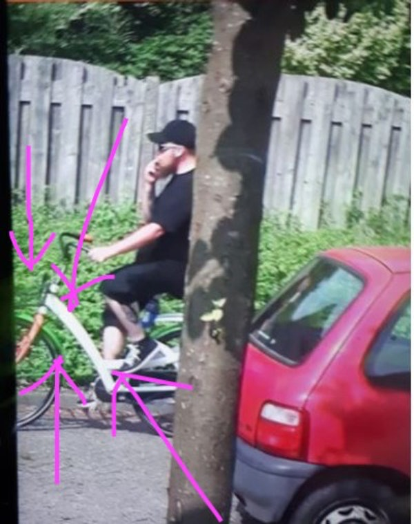 fiets zeker ook gestolen