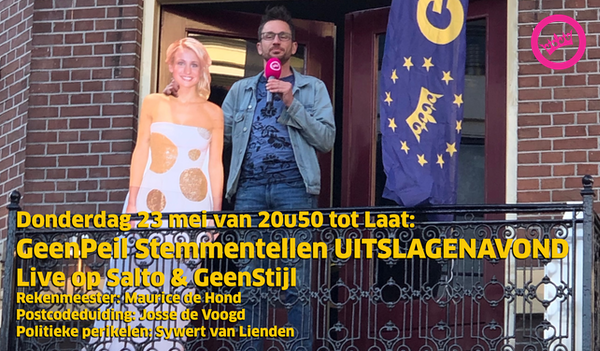 Presentatie: Tom Staal & Bordkartonnen Dionne