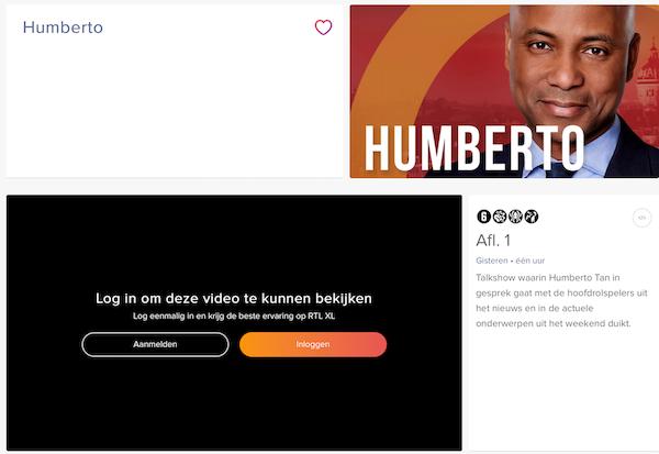 HALLOOOO RTL het is 2021 lineaire televee is DEAUD