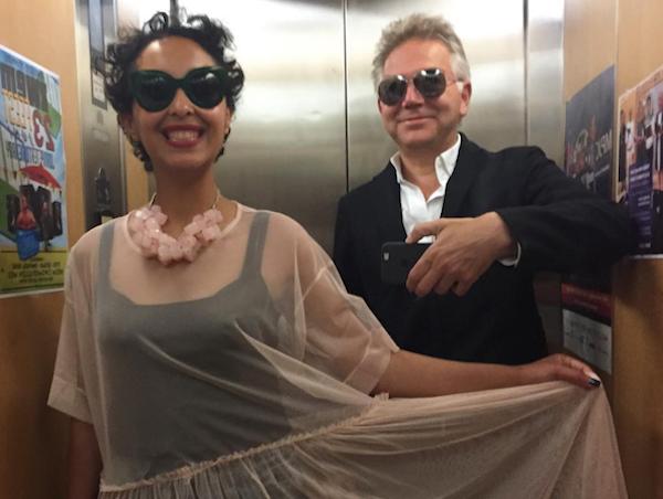 weer in de lift met hasna gvd