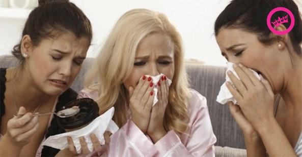 Jojanneke, Asha en Heleen hebben hun periode