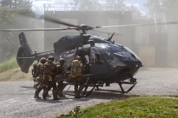 @Facebook Bundeswehr