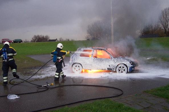 Zeker niet op alarmeringen.nl gekeken voor ie thuis weg ging