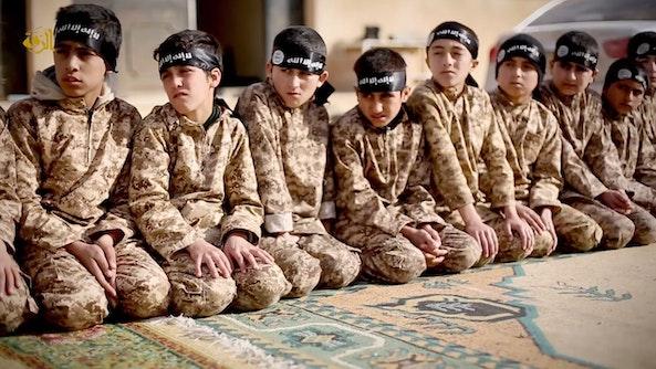 Buitenspeeldag in het Kalifaat!