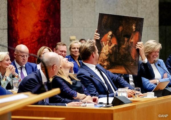 Hee een Rembrandt...