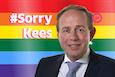 #SorryKees