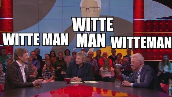 hee een witte man