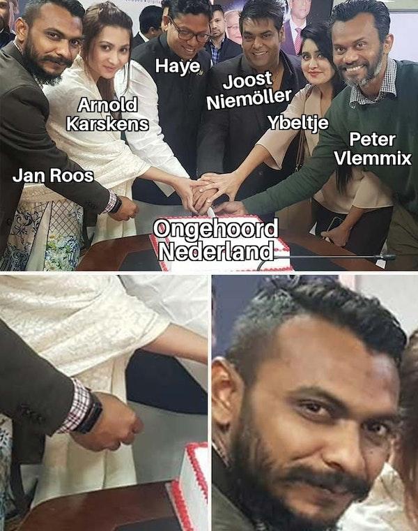 Meme, gebaseerd op informatie van Alexa