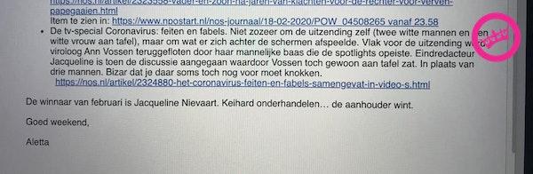 Rot op, Louis Kroes