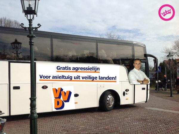 VVD. Altijd op weg naar de afgrond