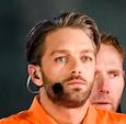 de meest recente foto van musical-Jezus, die vorig jaar nog in de Bijlmer was. Geen idee of-ie homo is