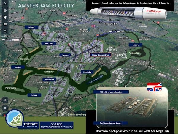 Amsterdam EcoCity
