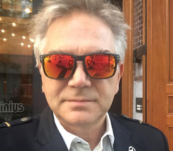 superlelijke zonnebril