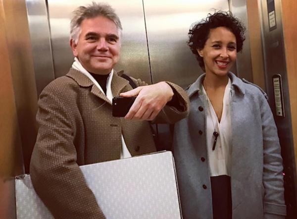 jolo met hasna weer in de lift