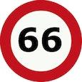 66 in de slaapkamer ja