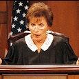 niet de rechter in het verhaal