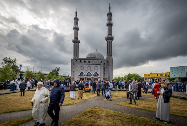 dit is ook een moskee