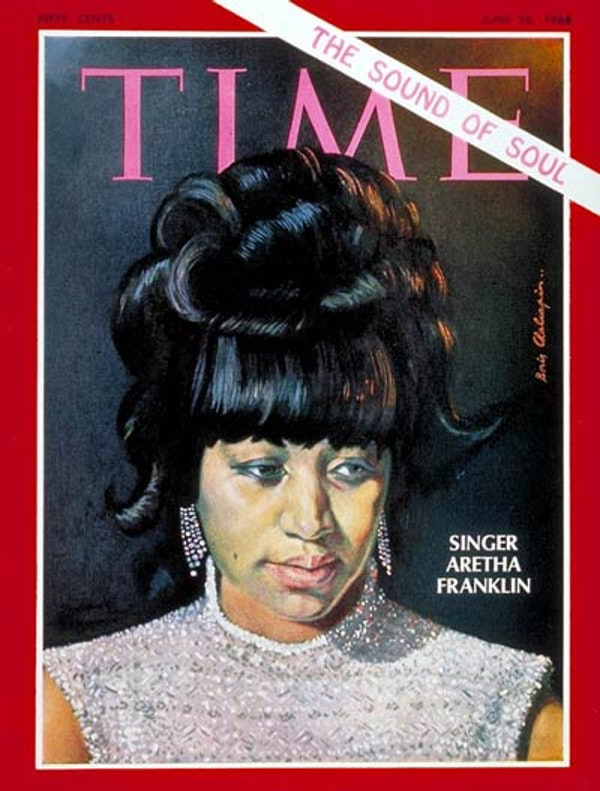 Time Cover, June 28, 1968