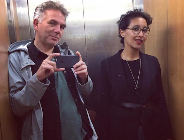 weer in de lift met hasna