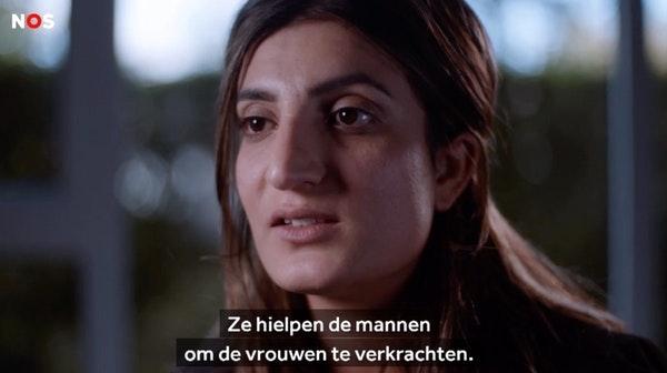 Yezidi. Een écht slachtoffer dus