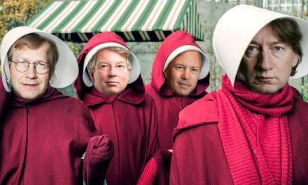 De Vier Rollators van de Agitpropalypse