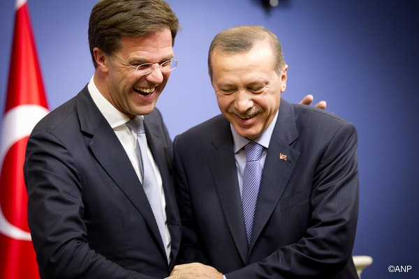 Recep Erdogan. Dictator