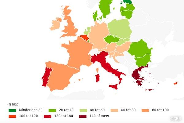 wat hebben die groene landen gemeen?