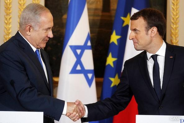 Franse branie versus koelbloedige joodse trots met een wederzijdse schittering van schamperheid