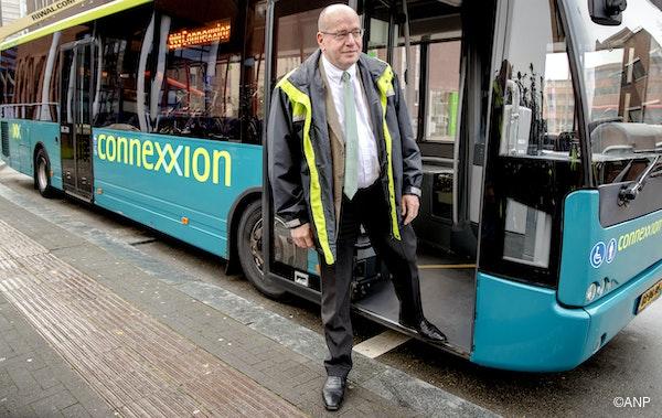 ze lagen niet in de bus