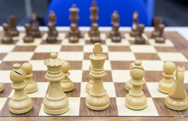 wij hebben wel betaald voor dit schaakbord