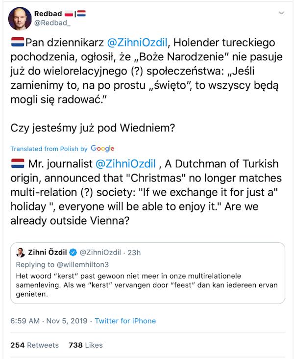 Cultuuroorlog in Kozakkentaal!