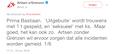 Prima Bastiaan.