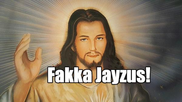 jezus is een gangster