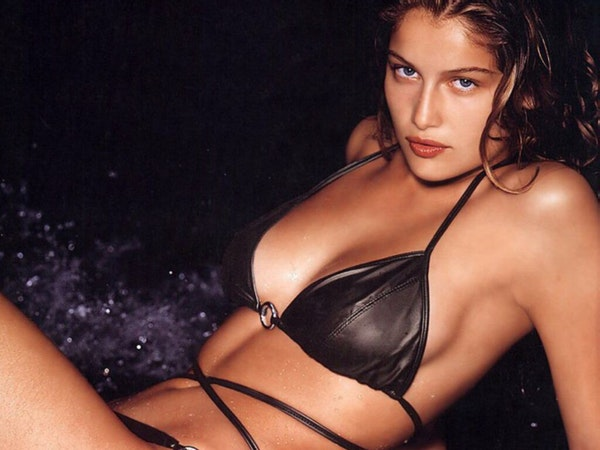 nee dit is laetitia casta