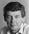Wim Kok in zijn vakbondstijd in 1983