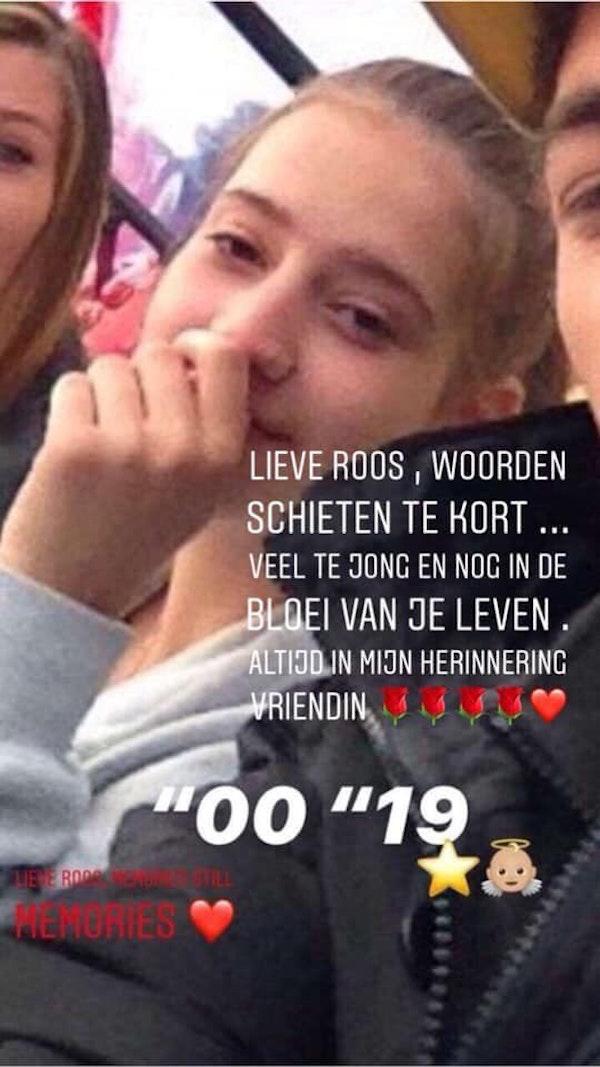 RIP Roos Verschuur