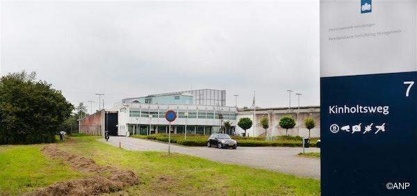 aso-azc in Hoogeveen, een voormalige gevangenis