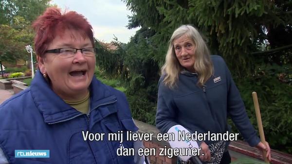 Nederlanders zijn ook erg leuk natuurlijk