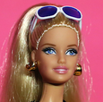 niet de echte barbie, red.