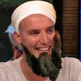 compositietekening jihadist