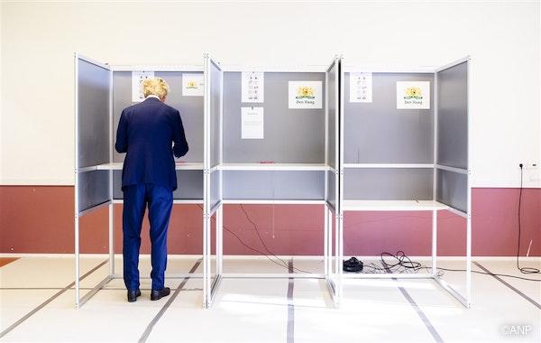 we stemmen