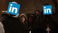"""""""""""""""Professioneel"""""""""""". LinkedIn censureert wetenschappelijke publicatie over corona"""