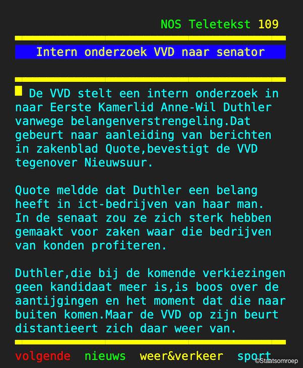 Smilje. Je staat op alle televeeschermen in iedere newsroom in Nederland