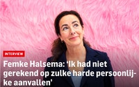 AD fileert Femke Halsema in snoeihard interview