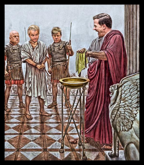 De Geschiedenis Herhaalt Zich