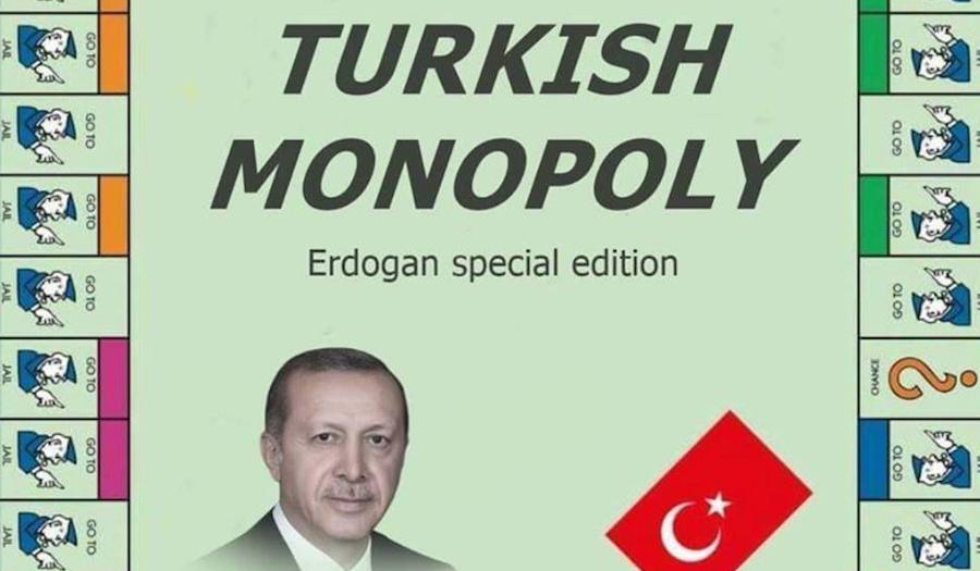 GeenStijl: Trump tarieft Erdogan terug naar Middeleeuwen II