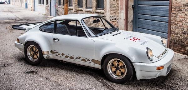 Porsche 911 Carrera RS 3.0 uit 1974
