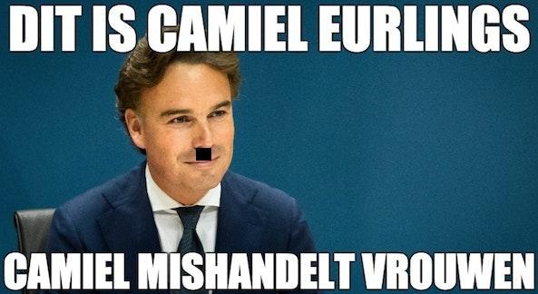 Wees geen Camiel